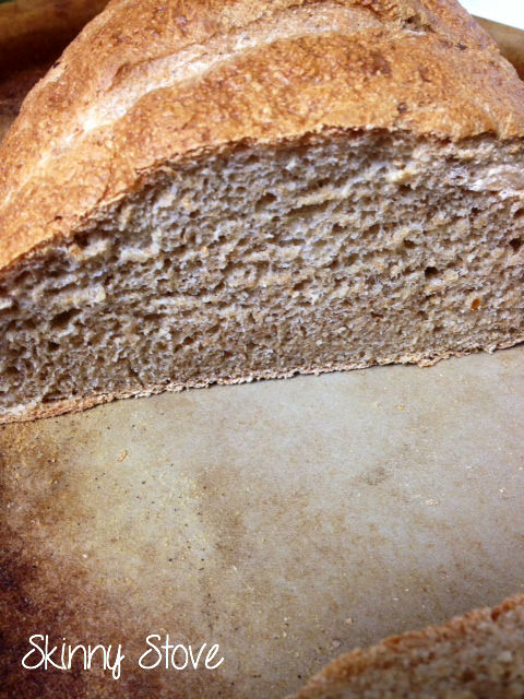 Whole-Wheat-French-Bread-Machine